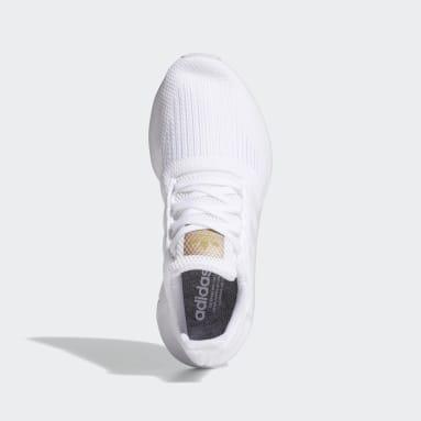 Women's Originals White Swift Run Shoes