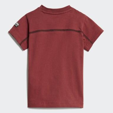 T-shirt R.Y.V. Rouge Enfants Originals