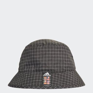Field Hockey Black Xplorer Primeblue Bucket Hat