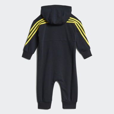 Infant & Toddler Training Black adidas x Classic  LEGO® Onesie