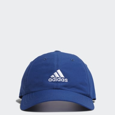 Volleyball Blue Primeblue Sustainable Running Training Dad Cap