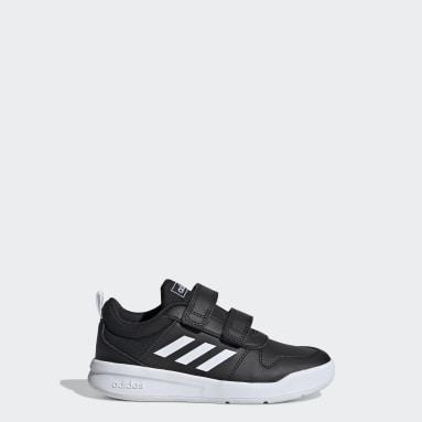 Kids Running Black Tensaurus Shoes