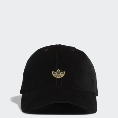 Women Originals Black Decadent Sport Strap-Back Hat