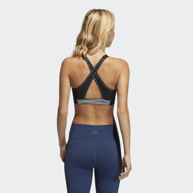 Top Deportivo Stronger For It Negro Mujer Training
