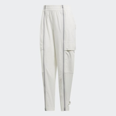 Ženy adidas by Stella McCartney bílá Kalhoty Performance Training Suit