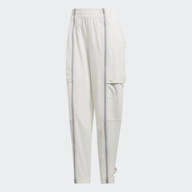 Pantaloni Performance Training Suit Bianco Donna adidas by Stella McCartney