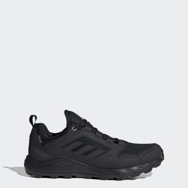 Muži TERREX čierna Tenisky Terrex Agravic TR GORE-TEX Trail Running Shoes