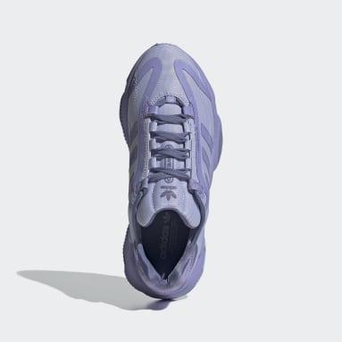 Women Originals Purple OZWEEGO Pure Shoes