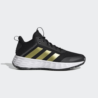 Men's Basketball Black Ownthegame Shoes