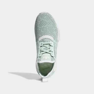 Originals Green NMD_R1 Shoes