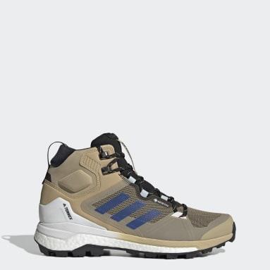 Chaussure de randonnée Terrex Skychaser 2 Mid GORE-TEX Beige Hommes TERREX