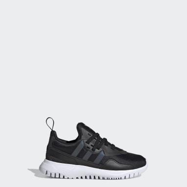 Kids 4-8 Years Originals Black Originals Flex Shoes