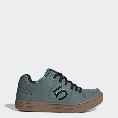 Chaussure de VTT Five Ten Freerider Primeblue vert Femmes Five Ten