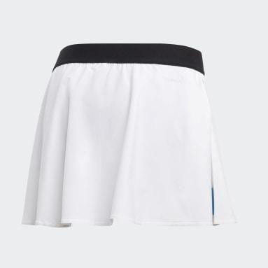 Falda Escouade Blanco Mujer Tennis