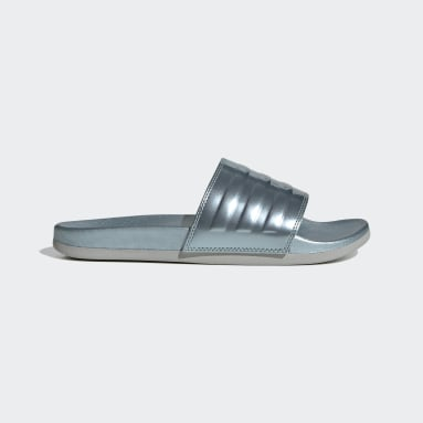 Women's Yoga Gold Adilette Comfort Slides