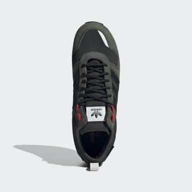ZX 700 Winter Shoes Zielony