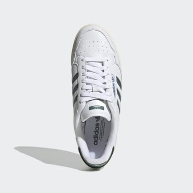 Zapatilla Continental 80 Stripes Blanco Originals
