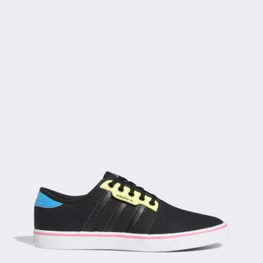 Originals Black Seeley Shoes