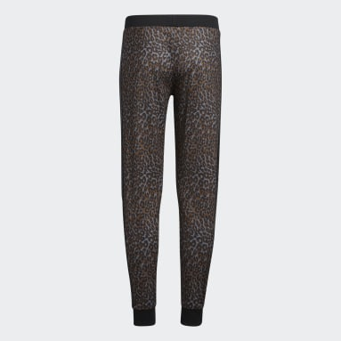 Youth Training Grey Allover Print Joggers