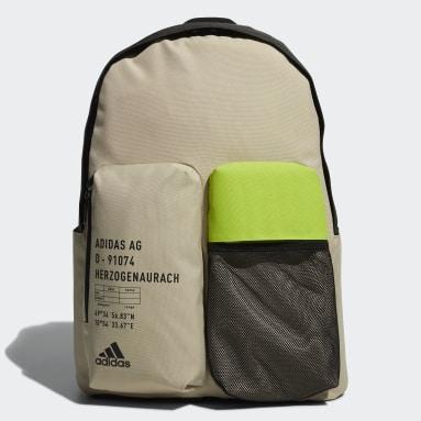 Training Beige Classic 3D Pockets Backpack