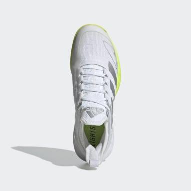 Chaussure de tennis Adizero Ubersonic 4 Blanc Femmes Padel Tennis