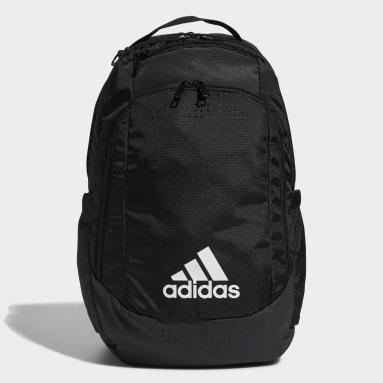 Soccer Black Defender Backpack