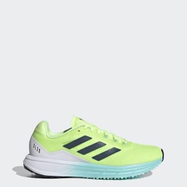 Women Running Yellow SL20 Shoes