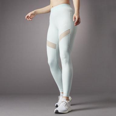 Women HIIT Green Hyperglam High-Rise Long Leggings