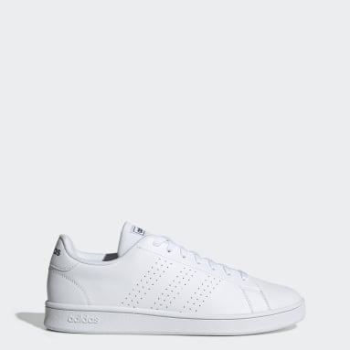 Erkek Sport Inspired Beyaz Advantage Base Ayakkabı