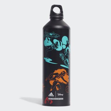 Gym & Training Black Disney Princesses Steel Water Bottle 0.75 L