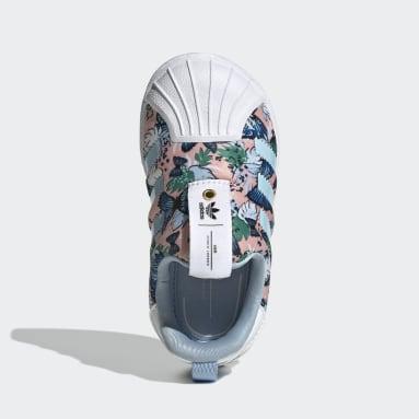 Kinder Originals Superstar 360 Schuh Rosa