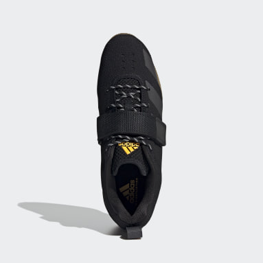Men's Weightlifting Black Adipower Weightlifting 2 Shoes