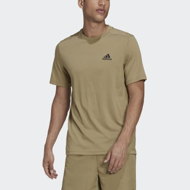 T-shirt AEROREADY Designed 2 Move Feelready Sport vert Hommes Entraînement