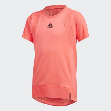 Girls Gym & Training Pink HEAT.RDY T-Shirt