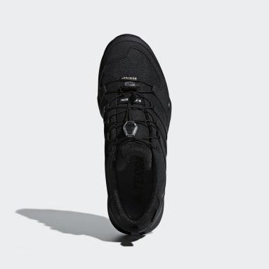 Men's TERREX Black Terrex Swift R2 GORE-TEX Hiking Shoes