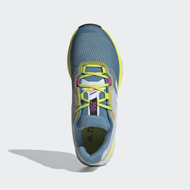 Women's TERREX Blue Terrex Two Flow Trail Running Shoes