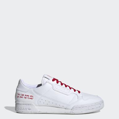 Scarpe Continental 80 Bianco Donna Originals