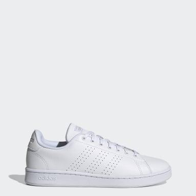 Mænd Tennis Hvid Advantage sko