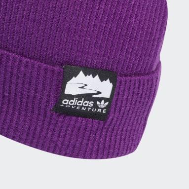 Gorro adidas Adventure Violeta Originals