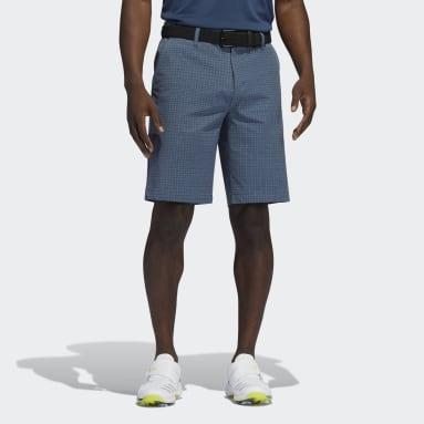 ผู้ชาย กอล์ฟ สีน้ำเงิน กางเกงขาสั้น Ultimate365 Recycled Content