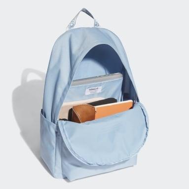 Børn Originals Blå Adicolor rygsæk
