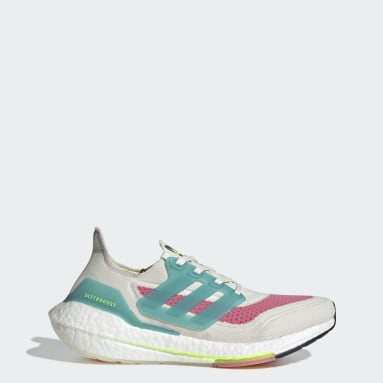 Kvinder Løb Hvid Ultraboost 21 sko