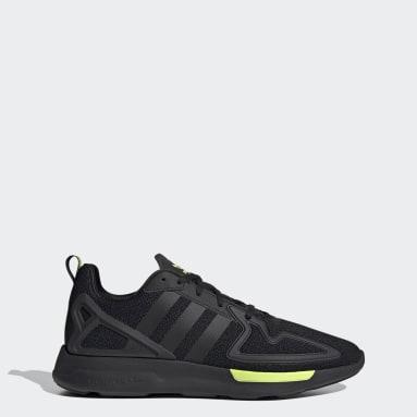 Dam Originals Svart ZX 2K Flux Shoes