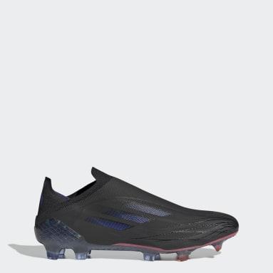 Soccer Black X SPEEDFLOW+ FG