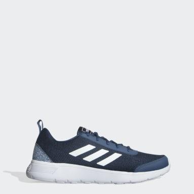Men Running Blue Clinch-X Shoes