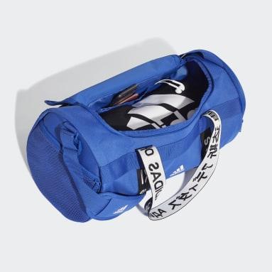 Sac en toile 4ATHLTS Small Bleu Fitness Et Training