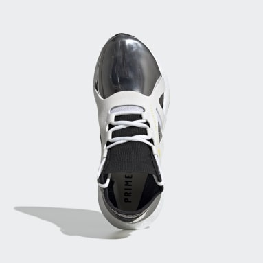 ผู้หญิง วิ่ง สีขาว รองเท้า adidas by Stella McCartney Ultraboost 21