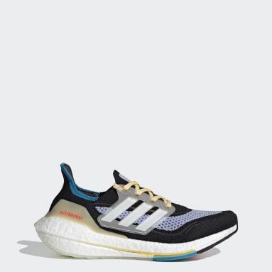 Women's Running Black Ultraboost 21 Shoes