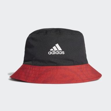 Rugby Black Māori All Blacks Bucket Hat