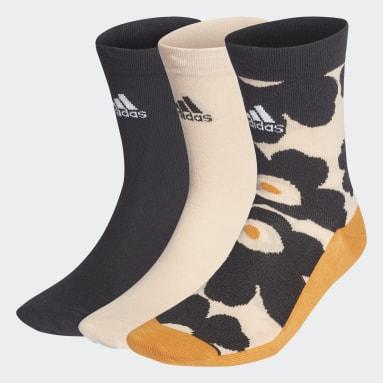 разноцветный Три пары носков Marimekko x adidas